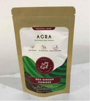 AGRADAYA RED GINGER POWDER 50 G