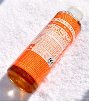 DR. BRONNER'S TEA TREE LIQUID SOAP 236 ML