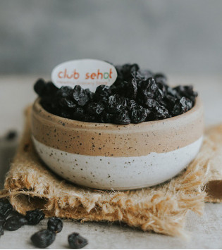 DRIED BLUEBERRY 1 KG