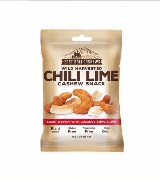 EAST BALI CASHEWS CHILI LIME CASHEW TREAT 35 G