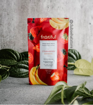FROOTIFUL STAWBERRY BANANA 20 G