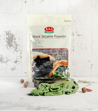 GREENMAX BLACK SESAME POWDER 300 G