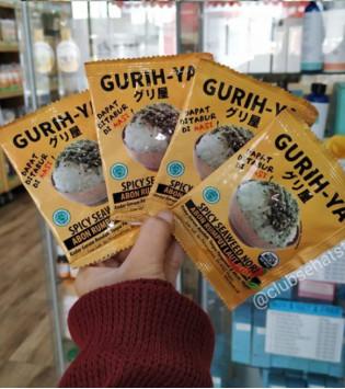 GURIH YA SPICY SEAWEED NORI 5.5 G