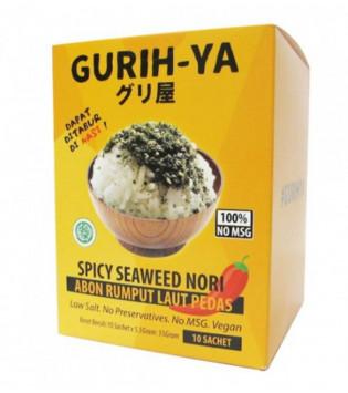 GURIH YA SPICY SEAWEED NORI 55 G