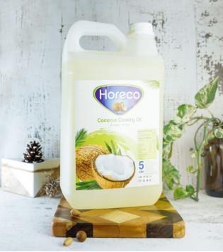 HORECO COCONUT COOKING OIL 5 L
