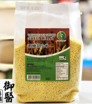 MH FOOD SWEET MLLET 500 G