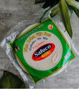 SAFOCO RICE PAPER ROUND 22 CM