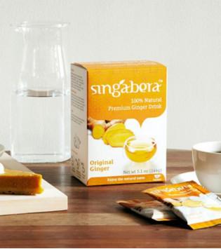SINGABERA ORIGINAL GINGER DRINK