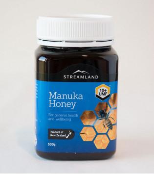 STREAMLAND MANUKA HONEY UMF10+ 500 G