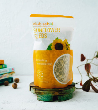 SUNFLOWER SEED 250 G