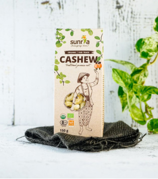 SUNRIA ROASTED CASHEW NUT 150 G