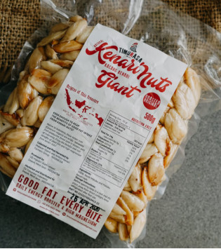 TIMURASA GIANT ROASTED KENARI NUTS 500 G