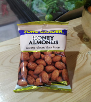 TONG GARDEN HONEY ALMONDS 40 G
